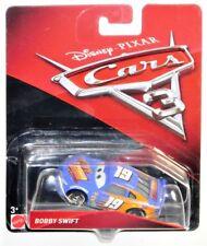 Disney Cars 3 Bobby Swift #19 Octane Gain 1:55 Scale Diecast Vehicle IN HAND!