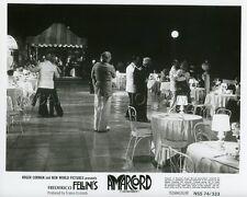 FEDERICO FELLINI AMARCORD  1973 VINTAGE PHOTO ORIGINAL #7