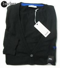 JOOP! Cardigan GILIAN-NB Regular Fit XXL schwarz aus Kaschmir-Baumwolle
