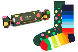 Happy Socks - Classic Holiday Socks Gift Box - 2er Pack