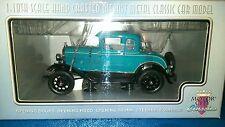 Motor City Classics 1931 Ford Model A coupè azul/negro 1:18