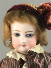 "Antique 15"" FG  Lovely Original Parisian Fashion Lady Doll  Antique Body"