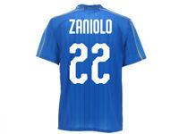 Maglia Ufficiale Italia Zaniolo Nazionale Federazione FIGC Nicolo' 22