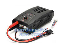 H6 5Amp Fast Charger TRAXXAS ID Battery 2S 3S LiPo Balance NiMH Bandit VXL TRX