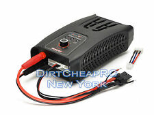 H6 5Amp Fast Charger TRAXXAS ID Battery 2S 3S LiPo Balance XO-1 XO1 X0-1 X01 Car