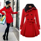 Newest Winter Women Warm Slim Coat Jacket Thick Parka Lady Overcoat Long Outwear