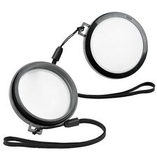 58mm White Balance WB Lens Cap DC/DV with Filter Mount