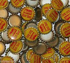 Soda pop bottle caps Lot of 25 MASONS ROOT BEER plastic unused new old stock