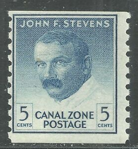 U.S. Possession Canal Zone stamp scott 155 - 5 cent issue of 1962 - mnh  xxxx