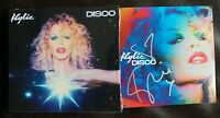 KYLIE MINOGUE - Disco - Hand SIGNED CD Album New Sealed incl Magic Say Something