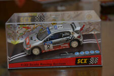Peugeot SCX Boxed Scalextric Slot Cars (1980-Now)