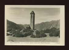 ANDORRA Escaldes Esglesia V Claverol #122 c1930/40s? RP PPC continental size