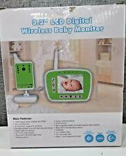 "Loylov Video Baby Monitor with Digital Camera and Audio, 980ft Long Range 3.3"""