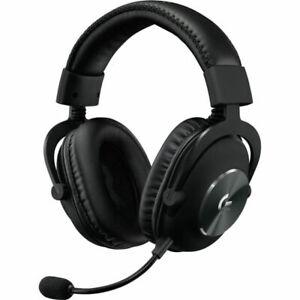 Logitech 981-000817 G Pro X  Blue VO!CE Technology Gaming Headset