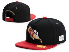 New Hip Hop Men's CAYLER Sons Hat adjustable Baseball Snapback Cap Black Hat 65#