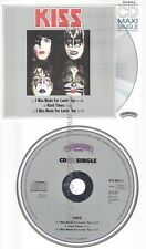 CD--KISS--I WAS MADE FOR LOVIN YOU