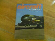 AIRCRAFT ILLUSTRATED MAR 1975 DE HAVILLAND COMET 4B SAC STRATOFORTRESS