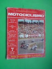 Motociclismo 7 luglio 1971 Greeves Pathfinder 175 Jawa 350 Mondial Cross V6 50
