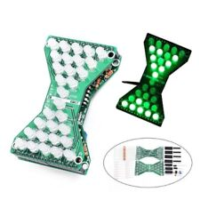 Electronic DIY Kit Hourglass Module DC 5V Green LED Funny Simple Production Kits