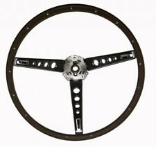 1965-66 Mustang Steering Wheel (Wood Grain)