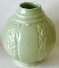 Vintage Art Pottery Deco Vase KLEIN REID KleinReid Brooklyn NY Arts&Crafts