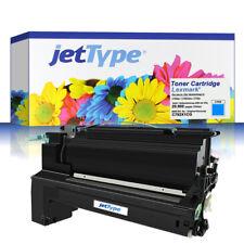 jetType Toner ersetzt Lexmark C792X1CG f. C792de, C792he, C792dte,cyan