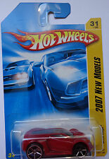 2007 Hot Wheels New Models Ultra Rage 31/36 (Red Version)