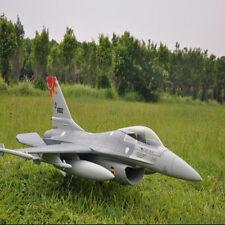 HSD Grey EPO 70MM EDF F16 RC KIT Plane Model W/O Motor Servos ESC Battery
