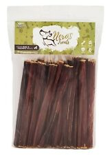 Dog Bones 6'' Premium Beef Gullet Sticks ''Junior Bully Sticks'' (15 Counts)