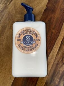 L'Occitane Ultra Rich Hand Wash. 500ml