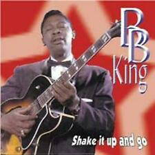 B.B. KING  - SHAKE IT UP AND GO  CD COUNTRY-BLUES