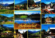 Brixental , Malerisches Tirolerland , Ansichtskarte, ungelaufen