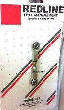 "3"" Universal adjustable Linkage Rod 1/2 +- adjust 8mm eye fits Weber Dellorto"