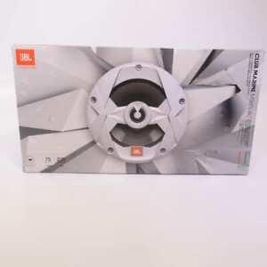 "JBL MS65LW 6.5"" Multi Element Marine Speaker Pair RGB LED *NEW OLD STOCK*"