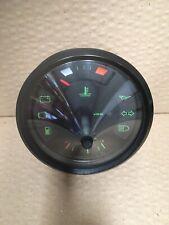 PORSCHE 924 Turbo Verde VDO Carburante e Temperatura Gauge