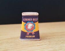 Fève - Boite de Corned Beef Premium    (7313)