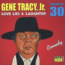 Gene Tracy, Gene Tra - Love Lies & Laughter 30 [New CD]