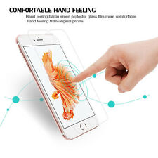 9H tempered glass For iphone 4s 5 5s 5c SE 6 6s plus 7 plus screen protector pro