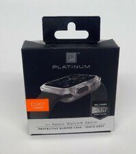 Platinum D30 Apple Watch Protective Bumper Case Military Grade Drop Test MIL STD