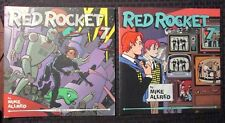 1997 Red Rocket 7 by Mike Allred #2 Vf- #3 Vf Lot of 2 Dark Horse Comics
