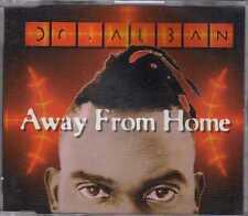 Dr. Alban - Away From Home - CDM - 1994 - Eurodance 4TR Denniz PoP