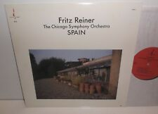 Chesky RC9 Spain Albeniz Falla Granados  Chicago Symphony Orchestra Fritz Reiner