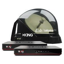 New Model - King VQ4900 Tailgater Pro Premium Satellite Antenna for Dish network