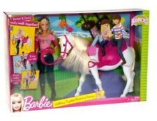 Barbie & Tawny Walking Together #RARE & RETIRED# Brand New In Box