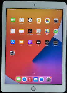 Apple iPad Pro 9.7in. 128GB White,Wi-Fi & Cellular- Unlocked-Excellent Condition