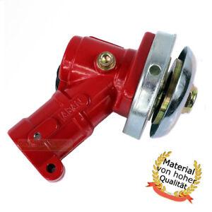 9 Zahn Winkelgetriebe Getriebe für Motorsense Freischneider mit 26mm Rohr