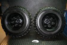 Arctic Cat ATV 400 4X4 Front Wheels/Rims Kenda Tires