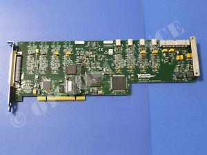 National Instruments PCI-6132 NI DAQ Card 4ch 14bit Simultaneous Analog Input