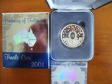 Shipping* Buy One Give One Commemorative Lovely 1991 Australia $10 Jabiru Bird Proof Coin Box & Coa ** Free U.s