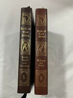 Birds Of East/West Africa - Easton Press - Roger Tory Peterson - Field Guide Lot